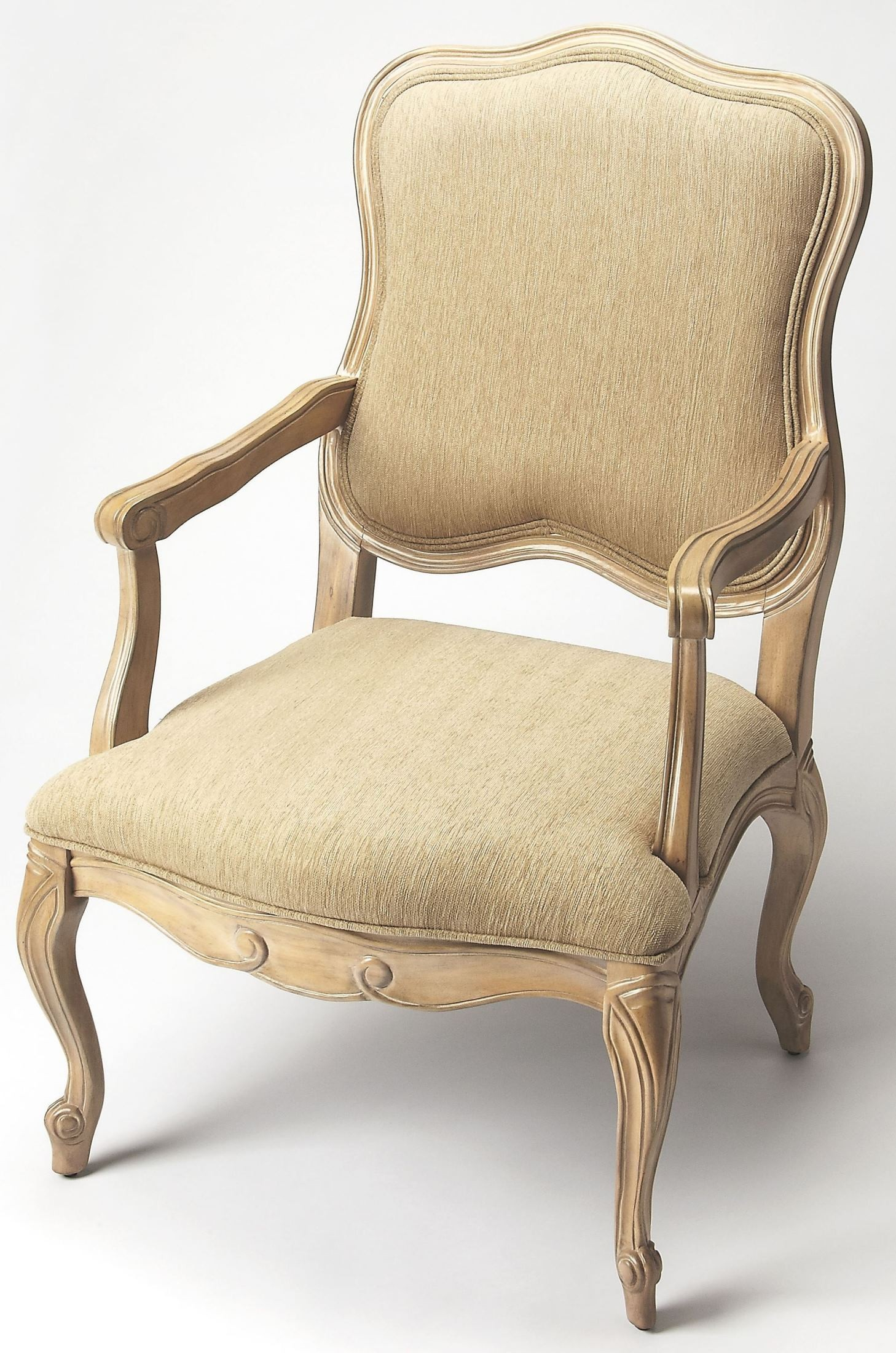 Driftwood Chair Clea Driftwood Accent Chair 9507998 Butler