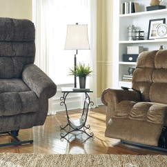 Ashley Furniture Lift Chair Cover Hire Falkirk Ernestine Truffle Power Recliner From 9760212