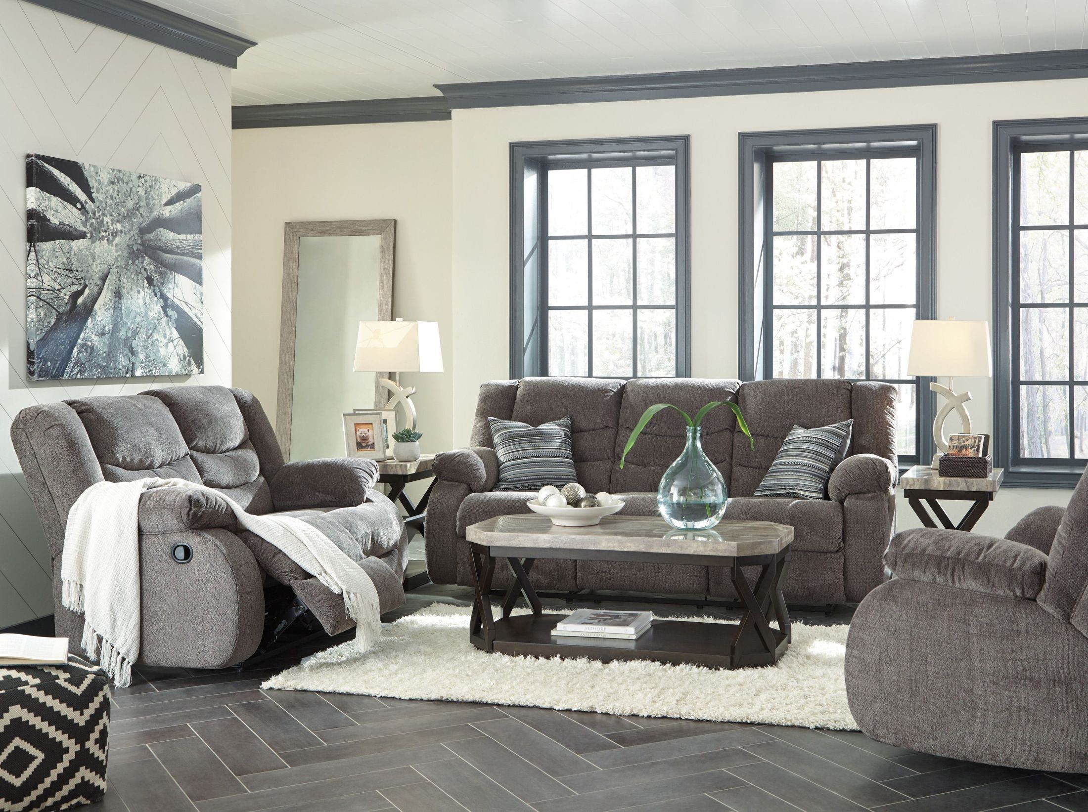 cloud sofa for sale charity collection bristol tulen gray reclining living room set from ashley | coleman ...