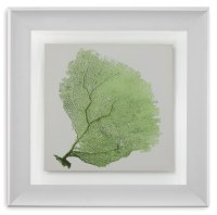 Sea Fan IX Wall Art, 9900-322EEC, Bassett Mirror