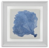 Sea Fan V Wall Art from Bassett Mirror | Coleman Furniture