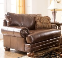 Chaling DuraBlend Antique Chair and 1/2 from Ashley ...