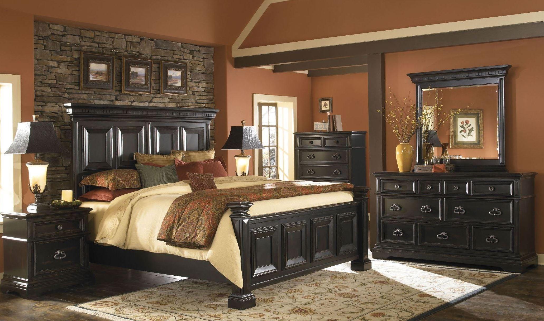 Brookfield Bedroom Set From Pulaski 9931 Coleman Furniture