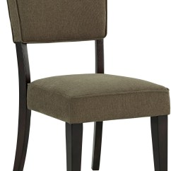 Dining Chairs Canada Upholstered Tall Directors Chair Gavelston Green Side Set Of 2