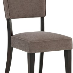 Grey Upholstered Chair Occasional Chairs With Arms Gavelston Dining Side Set Of 2 From