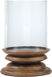 Dougal Brown Candle Holder from Ashley | Coleman Furniture