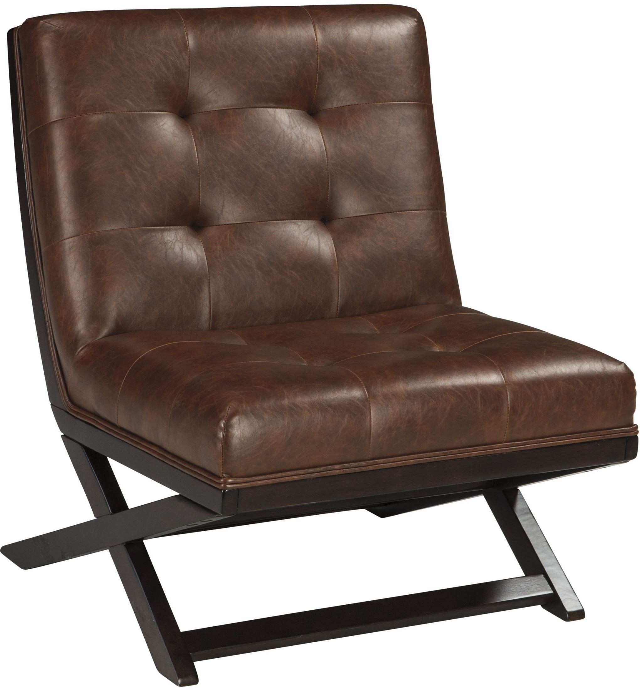 Sidewinder Brown Accent Chair from Ashley  Coleman Furniture