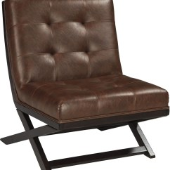 Brown Accent Chairs Pink Office Chair With Arms Sidewinder From Ashley Coleman Furniture