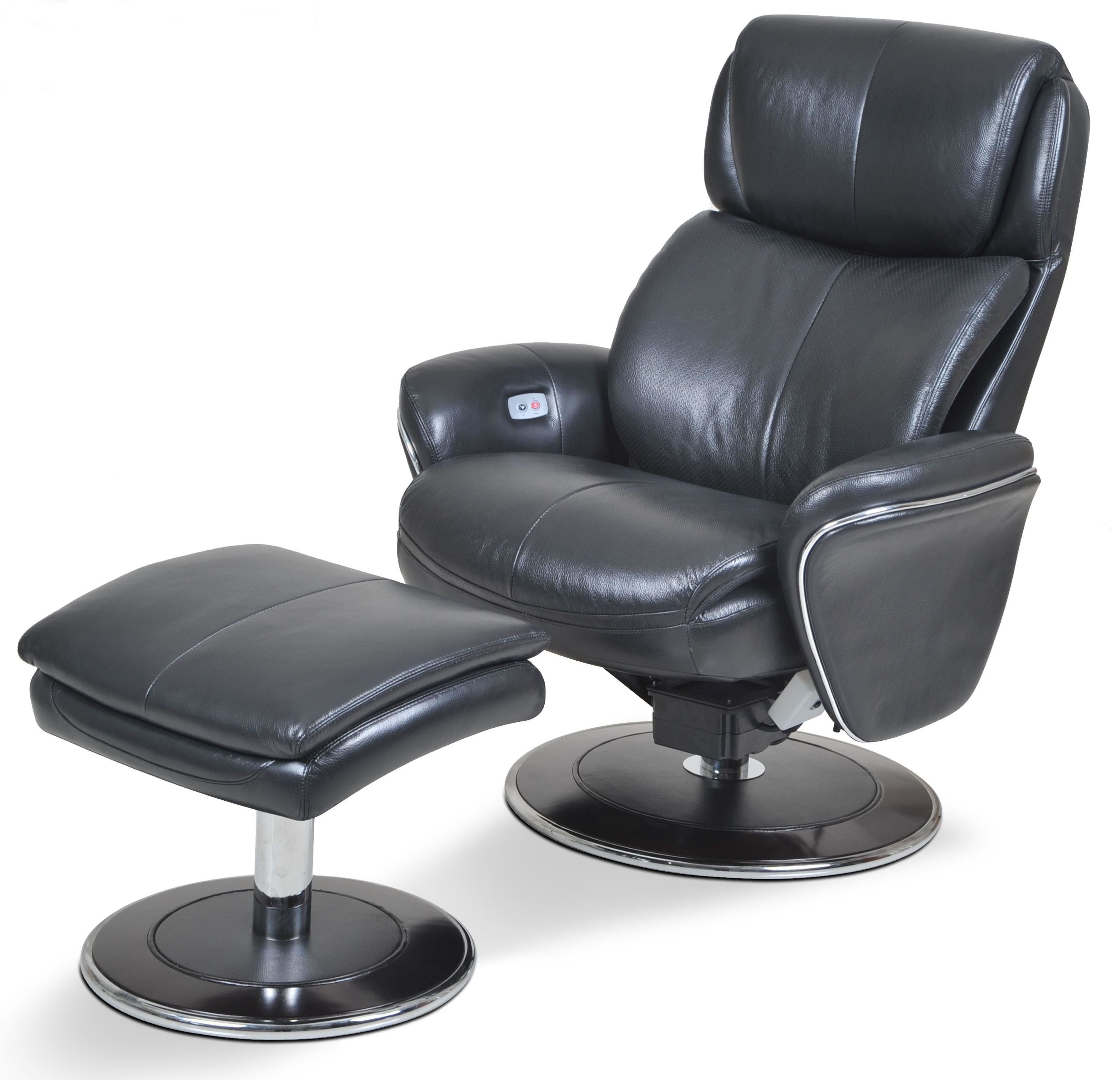 ergonomic chair and ottoman covers for hire chatsworth leather slate from cozzia ac520