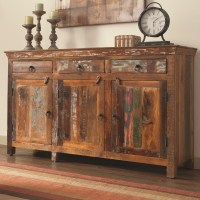 950367 Rustic Door Accent Cabinet from Coaster (950367 ...