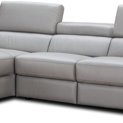 Light Gray Leather Reclining Sofa And Chair Covers Australia Alba Premium Power Laf