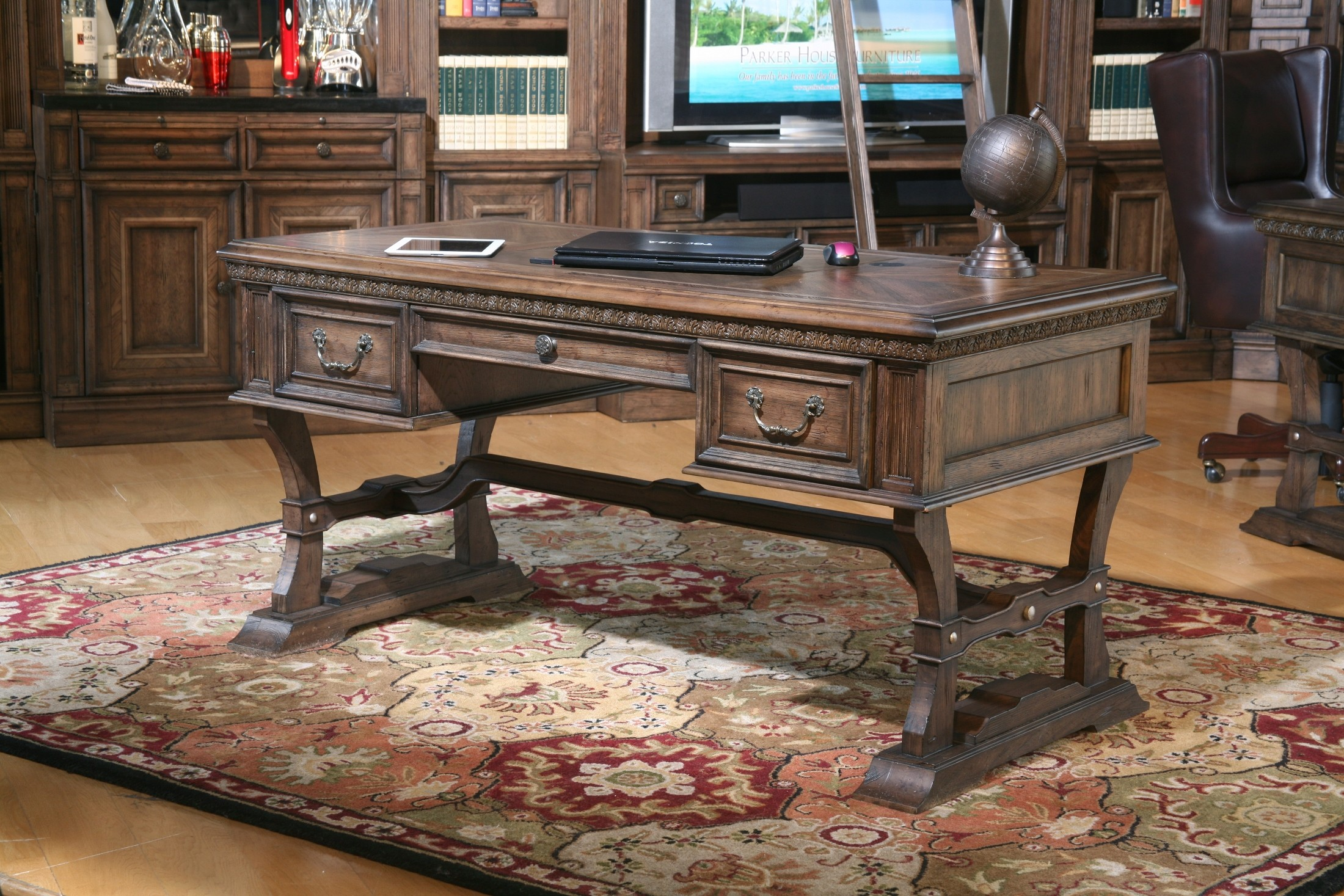Aria Writing Desk from Parker House ARI485  Coleman