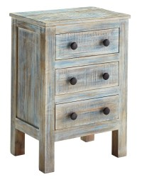 Charlowe Three Drawer Night Stand from Ashley (B013