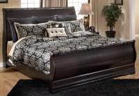 Esmarelda King Sleigh Bed from Ashley (B179-78-76-97 ...