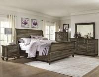 Calistoga Sleigh Bedroom Set from Magnussen Home (B2590 ...