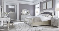 Coralayne Silver Bedroom Set from Ashley (B650