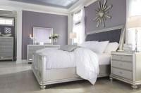 Coralayne Silver Bedroom Set, B650-157-54-96, Ashley Furniture