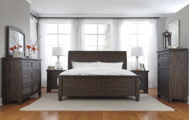 Dark Brown Bedroom Furniture bycast dark brown bedroom set bedroom