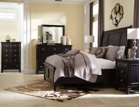 Greensburg Storage Sleigh Bedroom Set from Ashley (B671 ...