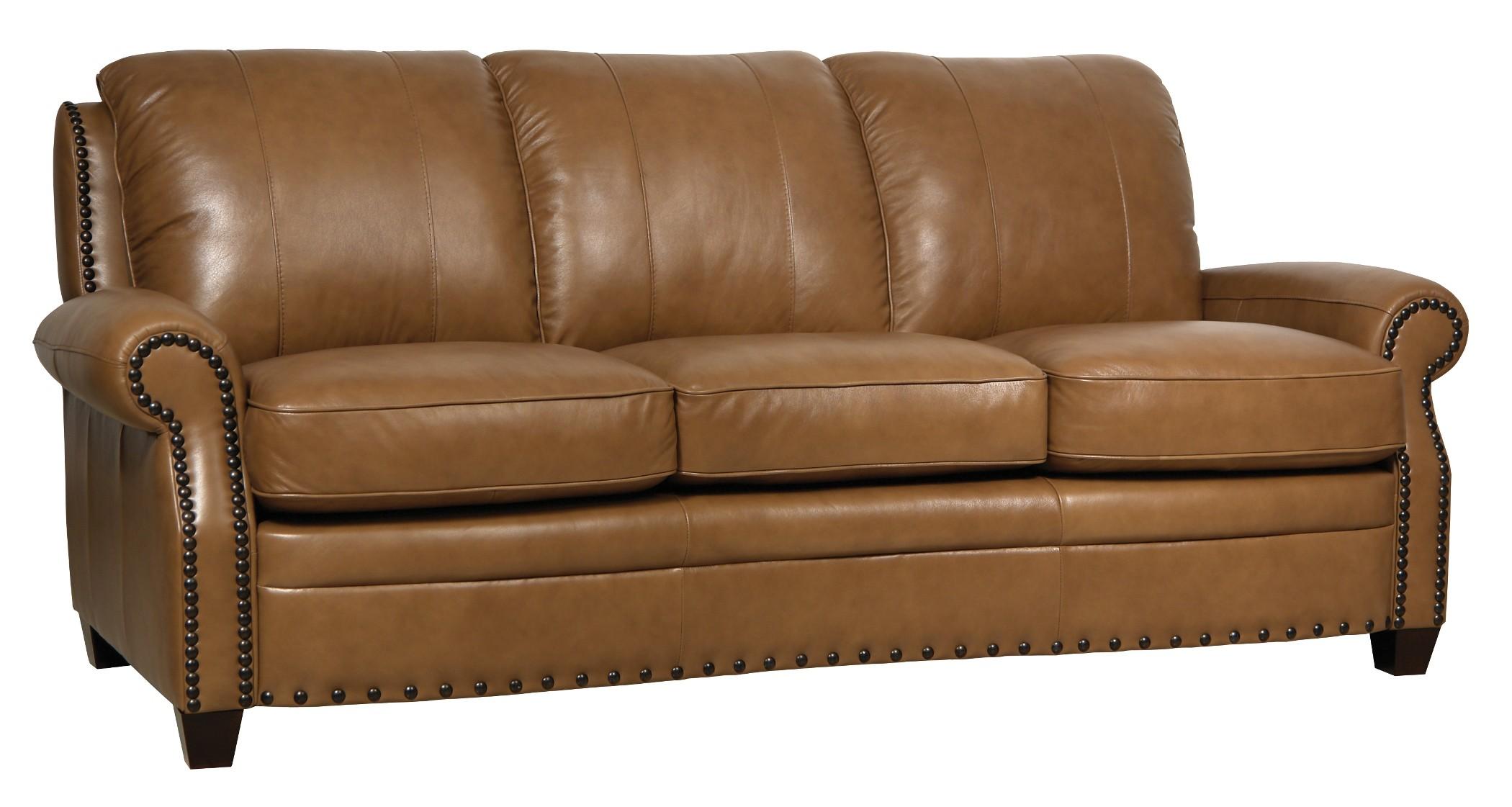 Bennett Italian Leather Sofa from Luke Leather  Coleman