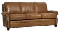 Bennett Italian Leather Sofa from Luke Leather | Coleman ...