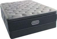 Beautyrest Recharge Silver Comfort Gray Luxury Firm Super ...