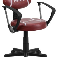 Kids Arm Chairs Swing Chair For Indoor Football Task From Renegade Coleman Furniture