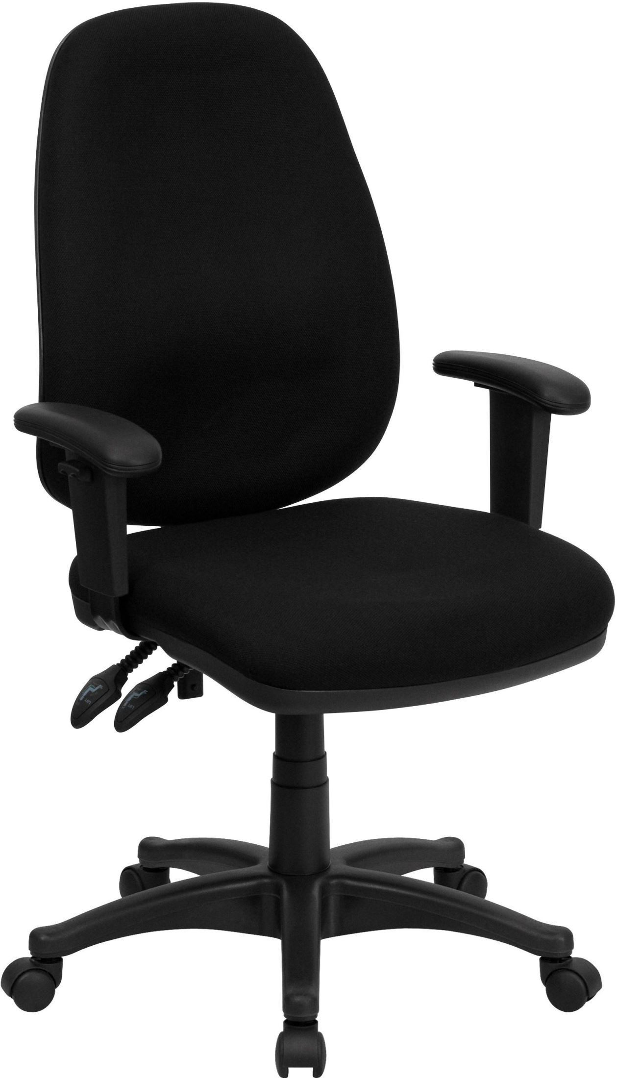 high back chairs with arms mesh gaming chair pm3000 black ergonomic computer arm min order