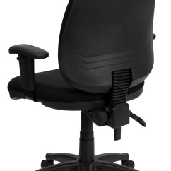 Coleman Lumbar Quattro Chair Pier One Covers High Back Black Ergonomic Computer Arm From Renegade