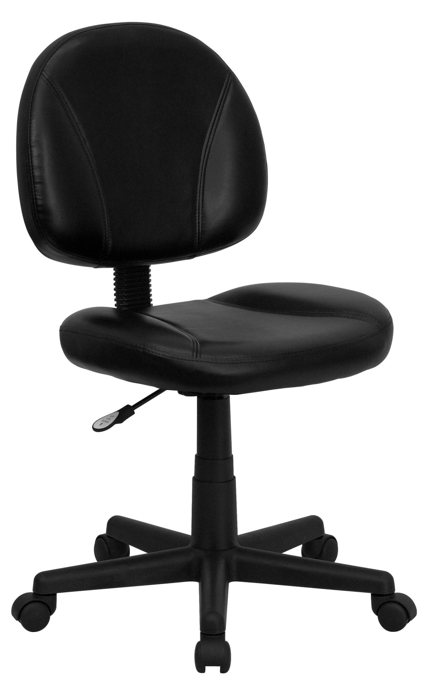 Black Ergonomic Task Chair from Renegade  Coleman Furniture