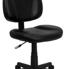Coleman Lumbar Quattro Chair Swivel With Armrests Black Ergonomic Task From Renegade Furniture