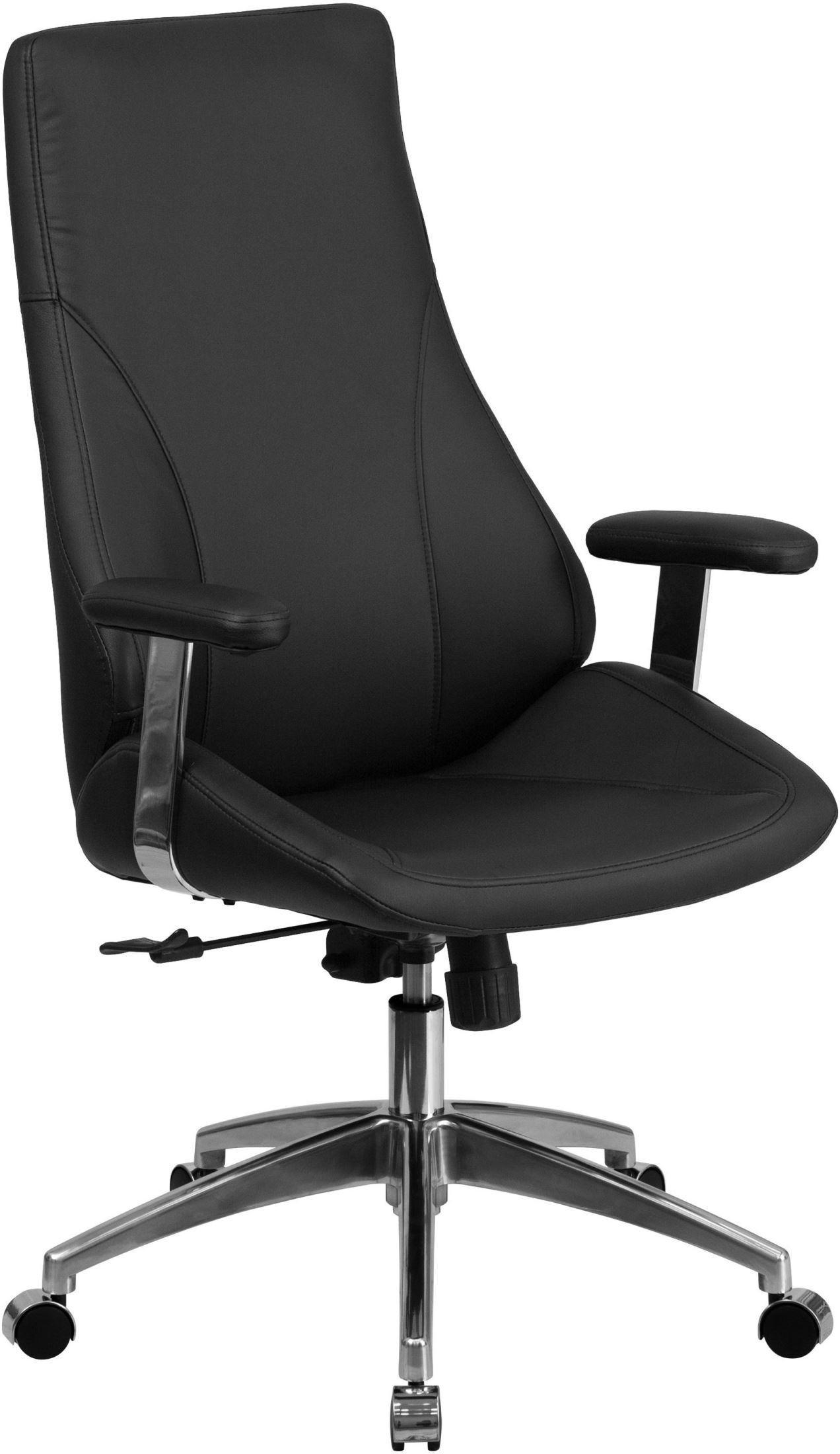 tall swivel chair cover hire blacktown black executive office bt 90068h gg