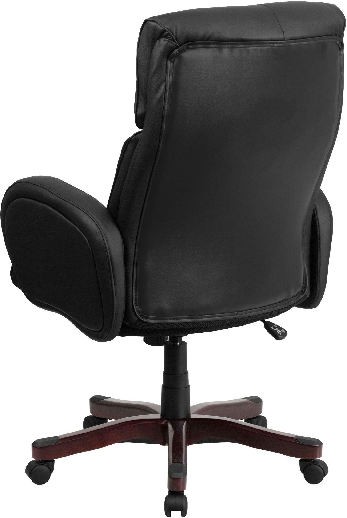 tall swivel chair design materials black executive office arm bt 9028h 1