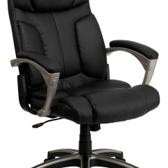 Coleman Lumbar Quattro Chair Used Dining Chairs Tall Folding Black Executive Office From Renegade