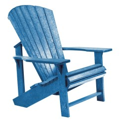Plastic Adirondack Chair Graco Contempo High Cover Removal Generations Blue From Cr C01 03