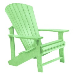 Lime Green Chairs Koken Barber Chair Generations Adirondack From Cr Plastic