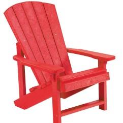 Red Adirondack Chairs Plastic Ergonomic Chair Kuala Lumpur Generations Kids From Cr C08
