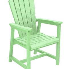 Lime Green Chairs For Sale Cane Seat Antique Generations Adirondack Dining Arm Chair From Cr