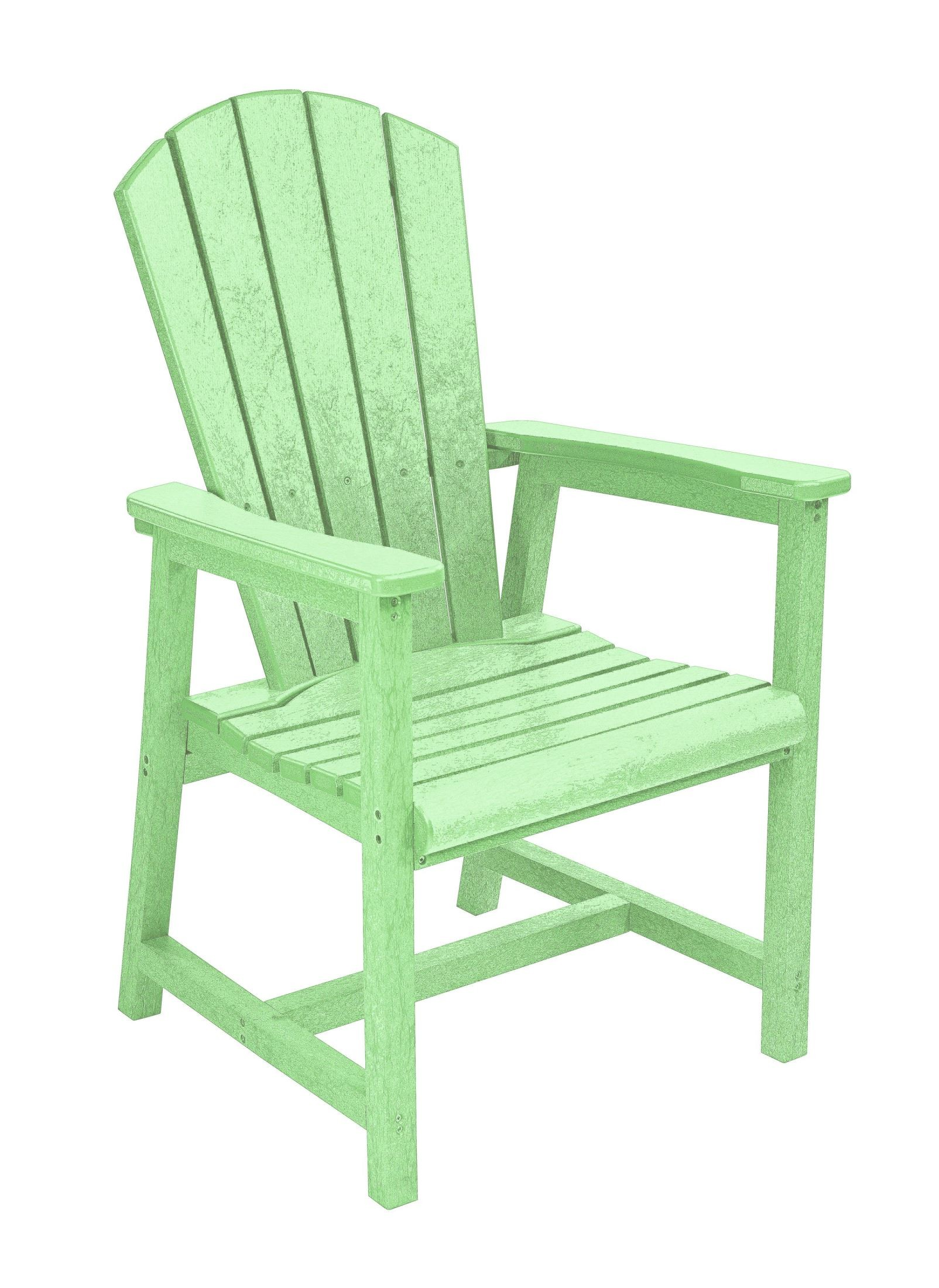 Lime Green Chair Generations Lime Green Adirondack Dining Arm Chair From Cr