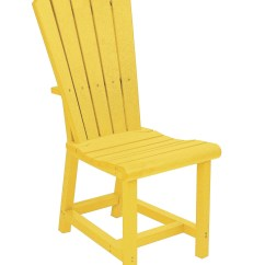 Yellow Adirondack Chairs Plastic Chair Rail Molding Ideas Generations Dining Side From Cr