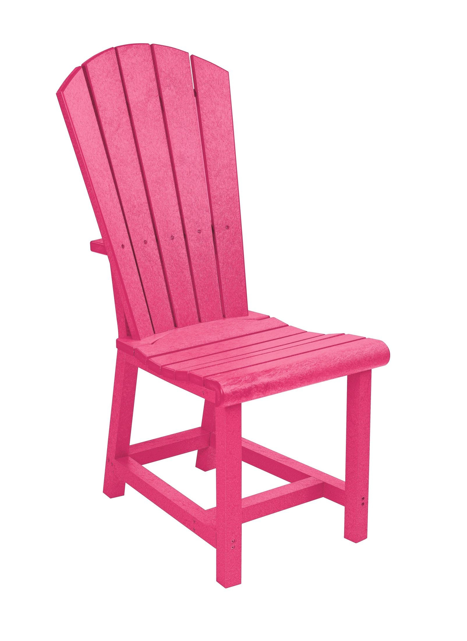 Dining Side Chairs Generations Fuschia Adirondack Dining Side Chair From Cr