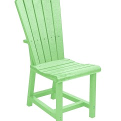 Lime Green Chairs For Sale Indoor Bistro Table Generations Adirondack Dining Side Chair From