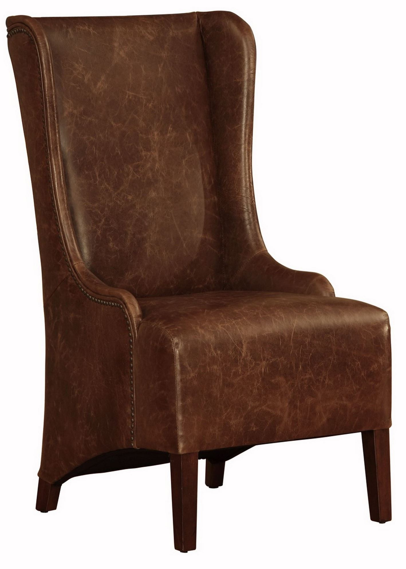 king furniture dining chairs fishing bed chair used coco brompton leather high back from