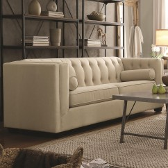 Oatmeal Sofa Set Online Bangalore Cairns From Coaster 504904 Coleman Furniture 604516