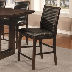 Upholstered Counter Chairs Training Philippines Chester Height Chair Set Of 2 From