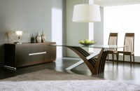 Mirage Wenge Dining Room Set from Rossetto (R993010000006 ...