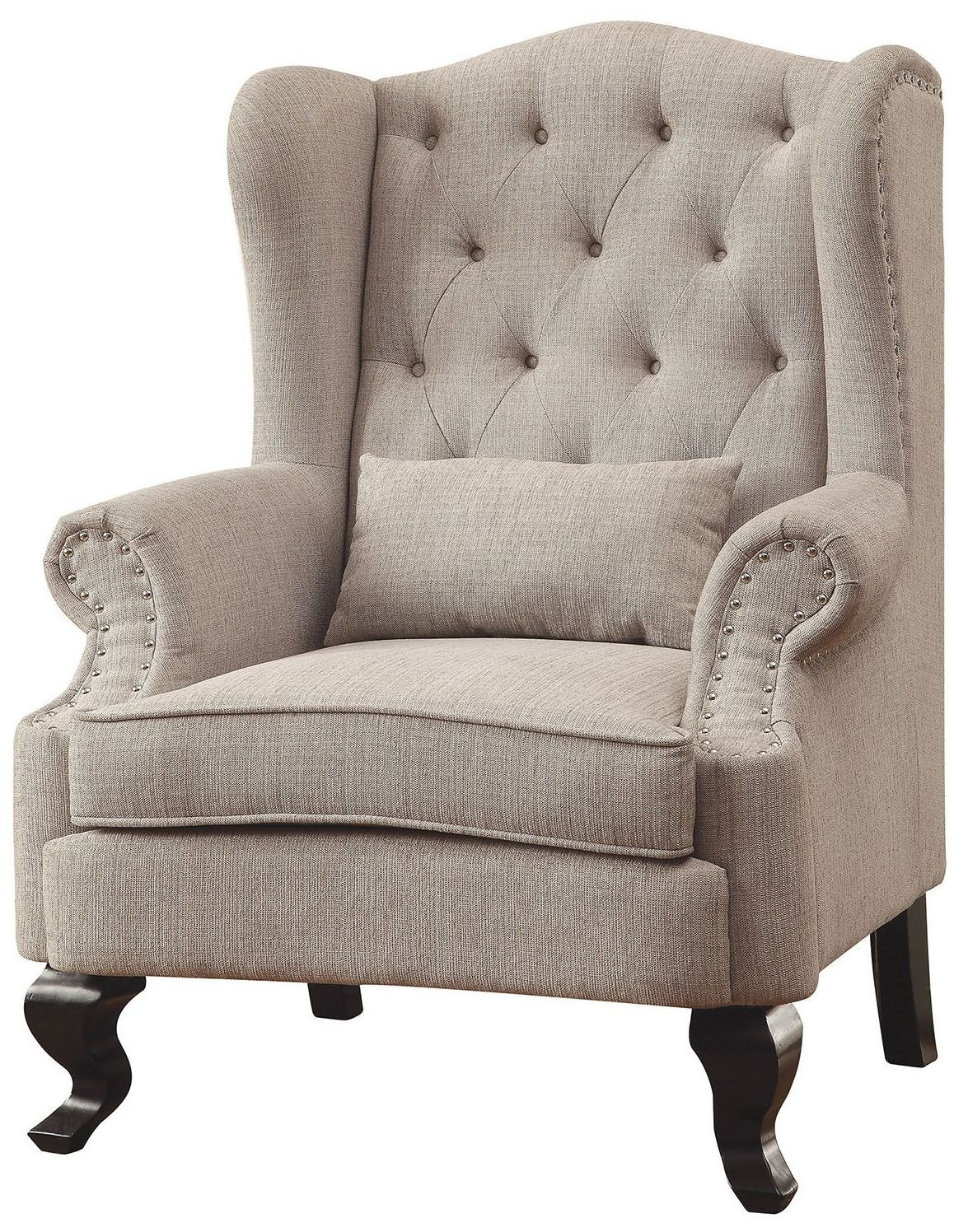beige accent chairs pedicure canada willow chair cm ac6271bg ch furniture of