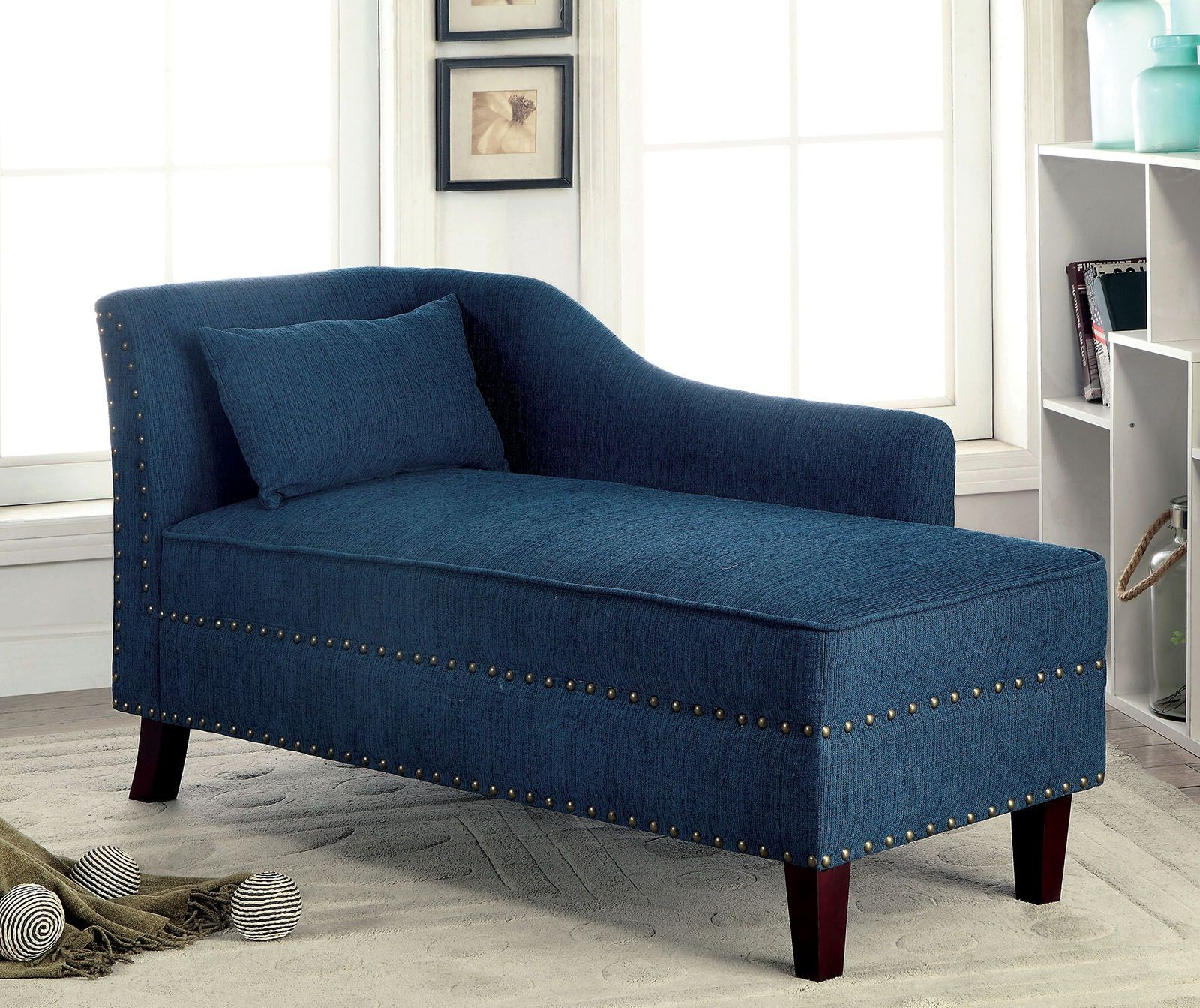 dark teal chair bedroom green stillwater fabric chaise from furniture of