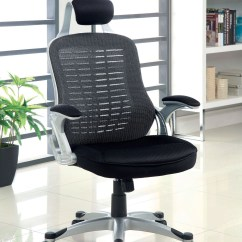 Adjustable Height Chairs Accent Target Cesta Black Office Chair From Furniture