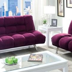 Purple Living Room Chair Ice Cream Sandwich Furniture